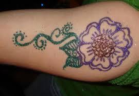 Dočasné Tetování Po Dobu 3 Měsíců Bez Použití Henny A Používání