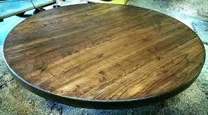 60 round table top wood per