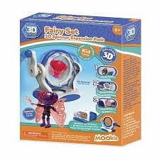 <b>Набор</b> формочек <b>3D Magic</b> - <b>3D</b> Maker Феи от Tech 4 Kids, 92001 ...