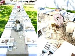 burlap round table runner burlap table runners burlap table runners ideas burlap table runners for round