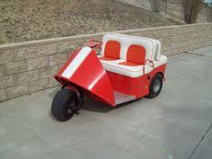 gas golf cart repair harley davidson gas golf cart mid s 1950s golf cart <3 perfect for vintage trailer