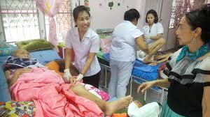 ศูนย์ ดูแล ผู้สูงอายุ ผู้ป่วย พักฟื้น เริ่มต้น 13,000 บาท โทร 0841491492