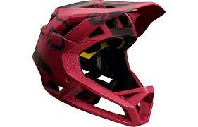 Fox Proframe Helmet Dark Red