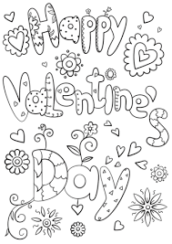 valentines day coloring pages.  Coloring Happy Valentines Day Coloring Sheets Free Pages  Wwwfaact And Valentines Day Coloring Pages I