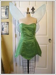 Tinkerbell Costume Pattern