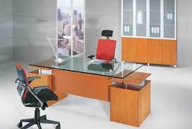 glass top office furniture. lovely modern glass executive desk classique office furniture on sale now for half price top