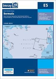 E5 Bermuda Imray Chart