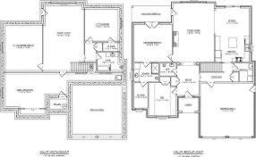 floor plans with basement. Free House Plan Stylish Plans With Basements Smalltowndjs And Basement . Floor M