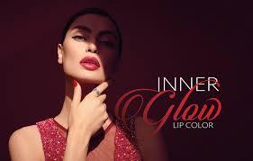 Inner Glow Lip Color – новая <b>помада</b> от Make Up Factory