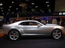 2006 Chevrolet Camaro Concept related infomation,specifications ...