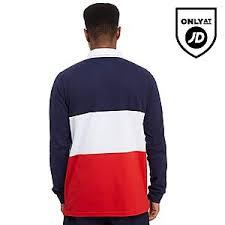 fila clothing. fila harley rugby top clothing
