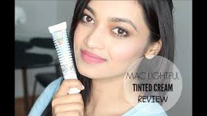 Lightful C Tinted Cream Mac Review Mac Lightful C Tinted Cream Review