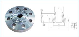 Ring Type Joint Flanges Ss Ring Type Joint Flanges
