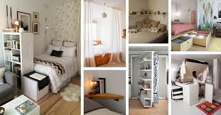 37 small bedroom designs and ideas for maximizing your small space that pop