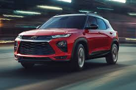 2021 Chevrolet Trailblazer Prices Reviews And Pictures Edmunds