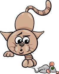Image result for cartoon illustration of a smiling mouse