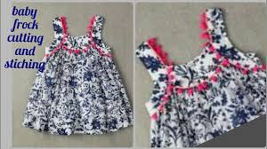 Baby Frock Design 2018 Cutting Pin On Cutting And Stitching