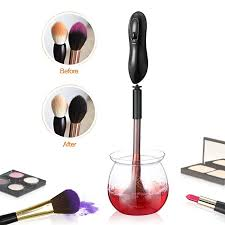 makeup brush cleaner and dryer lepo electric brush cleaning tool with brushegg 8 collars for all sizes wele to lepo official site