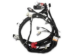 ford mustang battery cable harness manual wc96376 (15 17 gt 95 mustang transmission harness at Mustang Transmission Harness