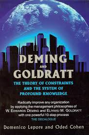 deming and goldratt the north river press deming and goldratt