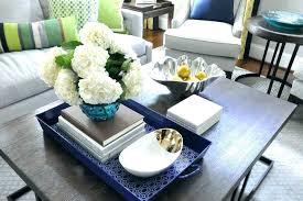 round coffee table decor round coffee table decor coffee table decor vase of flowers as coffee