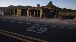 A trip on Route 66 proves to be uncharted territory for a master ...