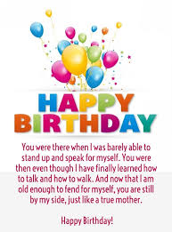 Mother Birthday Quotes Simple Mother Birthday Wishes And Quotes Happy Birthday Pictures