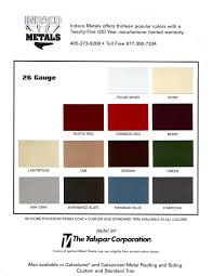 colored sheet metal exquisite design colored sheet metal carports patio covers indaco