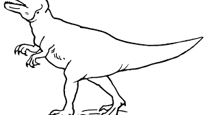 Realistic Dinosaur Coloring Pages And Coloring Pages Booth Page