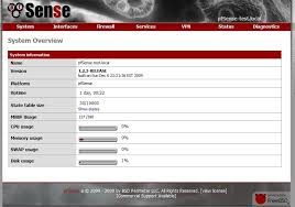 building your own super router pfsense and untangle home 28 pfsense system overview