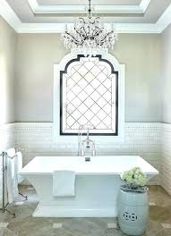 chandelier over bathtub bathtubs modern chandelier over tub chandelier over bathtub images luxurious french bathroom features chandelier over bathtub