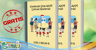 Contoh soal akm numerasi level 2 kelas 4 sd/mi Kumpulan Soal Akm Numerasi Level 2 Kelas 4 Gurnulis