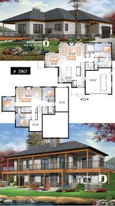 Basement House Plans Designs Awesome Architectures Story Walkout Basement House Plans