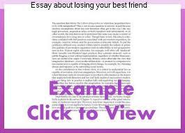 A narrative essay on a friend's death