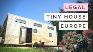 Small Picture Tiny house built to meet building codes in EUROPE France