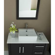 Modern Bathroom Vanity Crater 395 Single Modern Bathroom Vanity Set Reviews Allmodern
