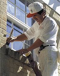 exterior paint application. applying primers for an exterior painting application paint