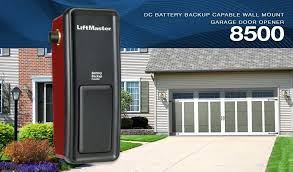 enchanting liftmaster side mount garage door opener 8500 wall manual