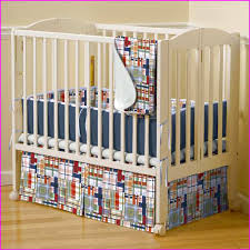 interior stunning portable crib bedding sets for boys 30 about remodel interior decor home with
