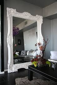 Giant floor mirror Large Black Dont Know If Can Express My Want For Floor Mirror This Size Pinterest Best Seller Floor Mirror Italian Baroque Rococo Style In Lacquer