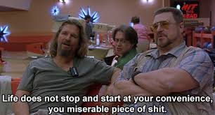 The Best Quotes From The Movie The 'Big Lebowski' A Collection Of Mesmerizing Big Lebowski Quotes