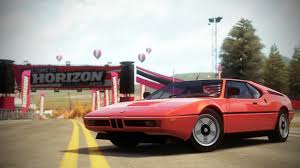 Coupe Series 1981 bmw m1 price : Forza Horizon - Cars