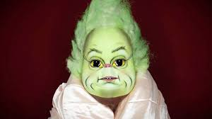 the grinch baby costume.  The With The Grinch Baby Costume E