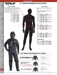 Go Big Parts Accessories Llc Mens Fly Racing Snow