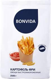 <b>Картофель фри</b> BONVIDA 7*7 мм зам – купить в сети магазинов ...