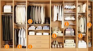 internal wardrobe designs