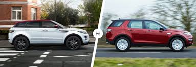 Range Rover Evoque vs Land Rover Discovery Sport | carwow