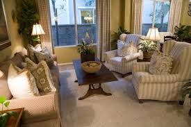 A Small Living Room Created By Sectioning Off A Bit Of A Larger Room To  Create