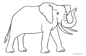 Elephant coloring sheet coloring pages are a fun way for kids of all ages to develop creativity, focus, motor skills and color recognition. Free Printable Elephant Coloring Pages For Kids