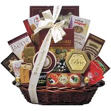 great arrivals sympathy gift basket with deepest sympathy
